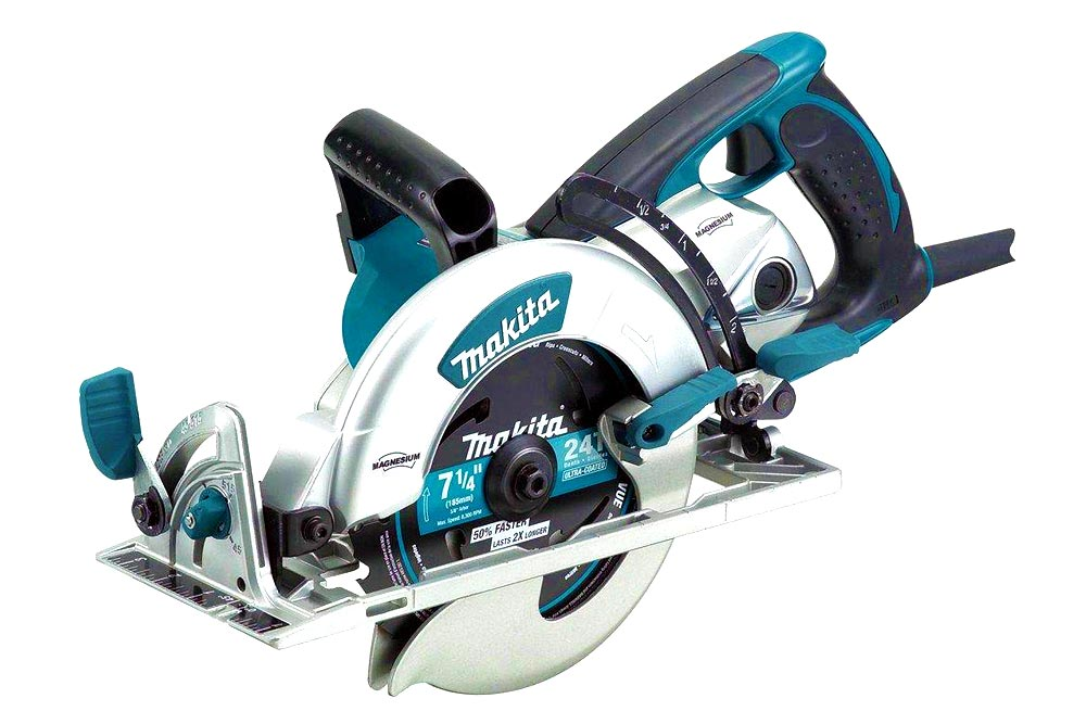 Makita 7-1/4″ Magnesium Hypoid Saw