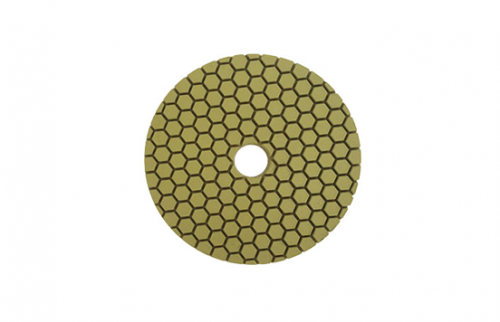 #04- 05 Resin Polishing Pads, Wet  - 4 & 5 Grits- 50 - 8500