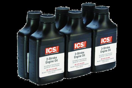 ICS 2-Stroke Oil, 50:1 Mix - 6PK