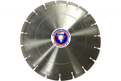955-UR Premium Cured Concrete Saw Blades, Dry Cut 12-18