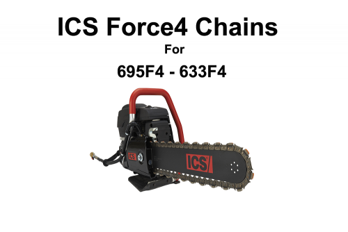 Force4 Chains for ICS 695XL-F4 & 633F4