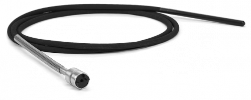 Husqvarna AA Series Mechanical Vibrator- Tube Head & Shaft