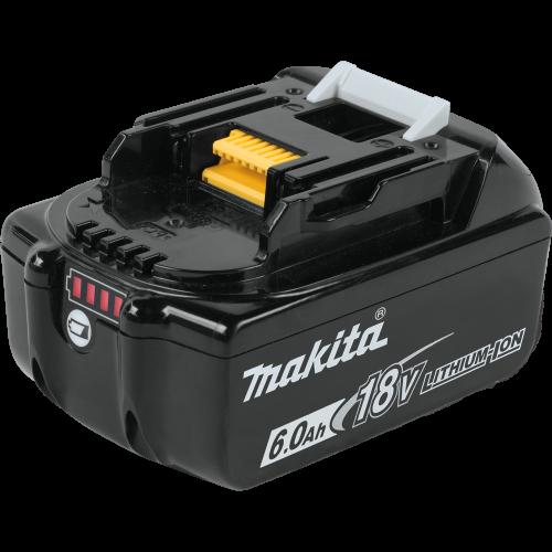 BL1860B 18V LXT® Lithium‑Ion 6.0Ah Battery