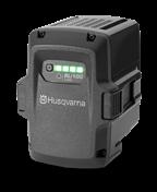 Husqvarna BLi100 Battery Series