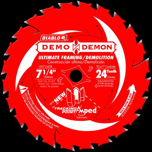 Ultimate Framing / Demolition Saw Blade 6 1/2 & 7 1/4
