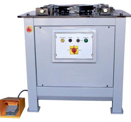 DBM-25S Sigma Series Production Rebar Bender
