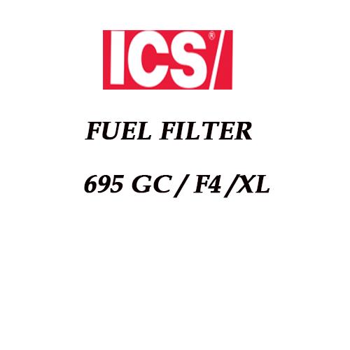 ICS Fuel Filter 695XL-GC-F4