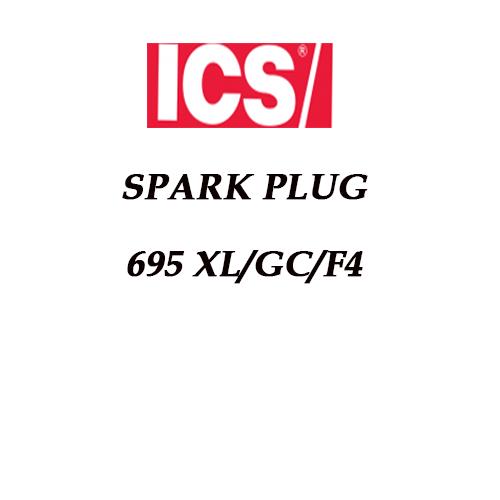Spark Plug ICS 695 Series Chain Saws