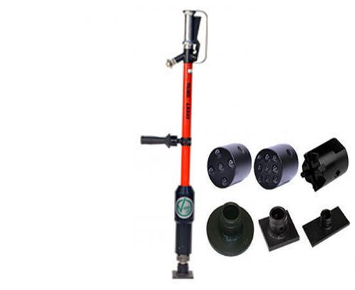 CS Unitec Pneumatic  Vibro-Lo™ Pole Scabbler/Pole Tamper LV LRS55