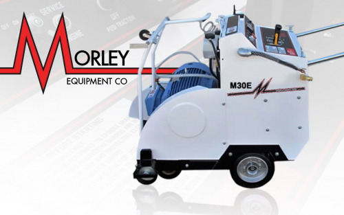 Morley M-30E 30HP Electric