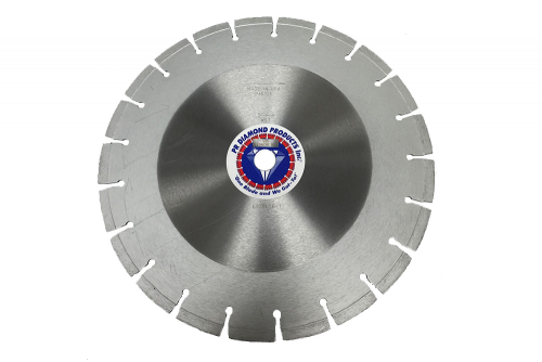 # 335 Pro Cured Concrete Diamond Blades, Jumbo Wet Cut 12-60 (20 - 75HP)