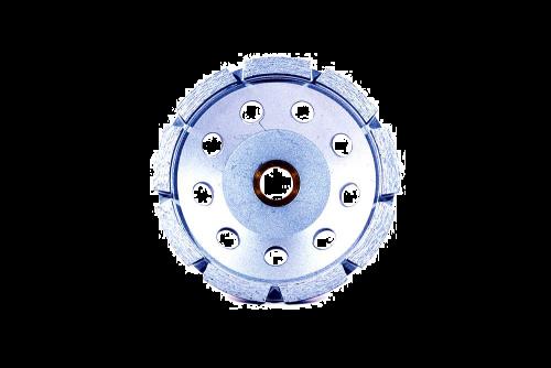 #920 Premium Cup Wheel, Single Row Dry Cut 4-7