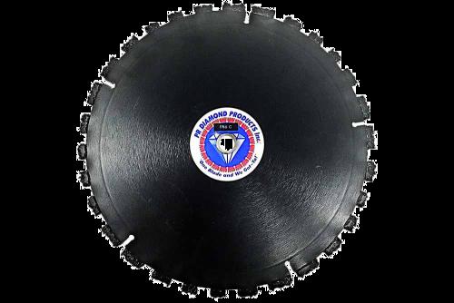 # 980C Carbide Chunk Demolition Blades 4-14