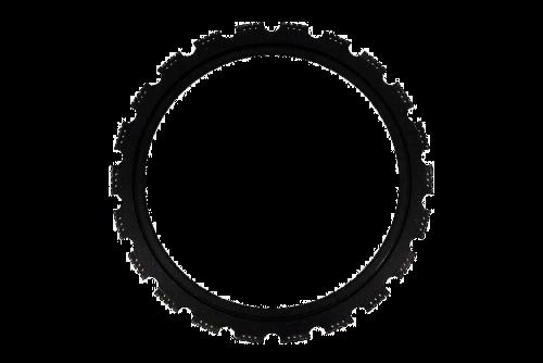 #980DTR-14  14 Diamond Ductile Ring Blade & Roller