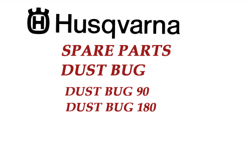 Spare Parts for Dust Bug