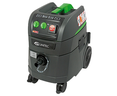 CS Unitec CS 1445 H HEPA Dust Collection Vacuum 9 Gallon