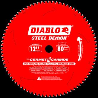 Diablo Thin Metal Cutting Blades 12 & 14