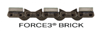 Force 3 Brick Chains 12 & 14