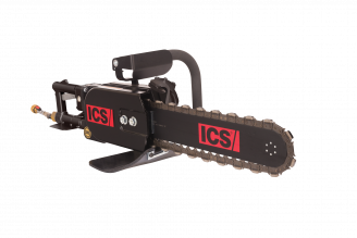 ICS 701A Pneumatic Chain Saw- Packages