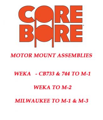 Motor Mount Assemblies