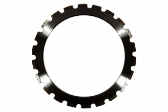 #9518-16  16 Hycon Ring Saw Blade includes 2 Rollers