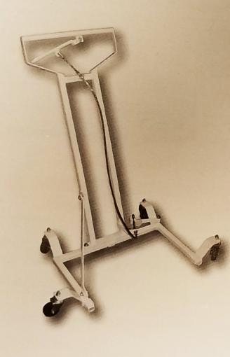 Cart 24 Hydraulic Hand Saw
