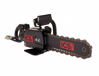 ICS 890 PowerGrit Hydraulic Chain Saw Package