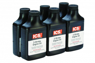ICS 2-Stroke Oil, 50:1 Mix - 6PK