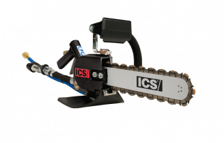 ICS  814Pro Hydraulic Chain Saw- Power Head