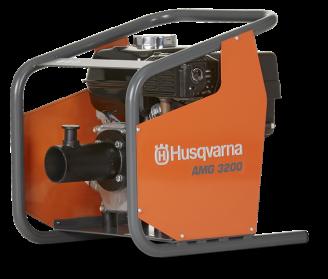 Husqvarna AA Series Mechanical Vibrators - Gasoline Drive Unit
