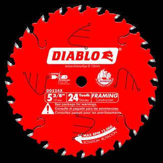 Diablo Framing Blades 5 3/8 - 8 1/4