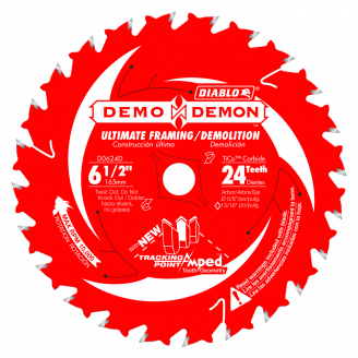 Ultimate Framing / Demolition Saw Blade 6 1/2 & 7 1/4