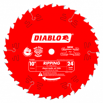 Diablo 10 Ripping Blades D1024X D1030X