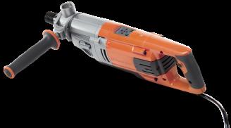 Husqvarna DM 220 Core Drill 4  max 6 w/Stand