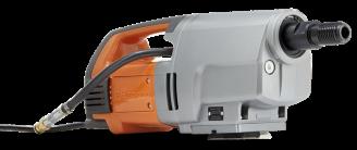 Husqvarna DM 340 Core Drill Motor Max 16