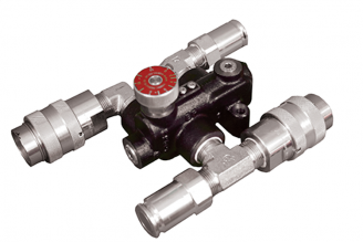 Flow Control Valve (Hydraulic Motors Only) 0-20GPM