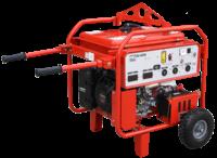 Multiquip GA6HRS Generator 6kW HP 9.5 Honda GX340 w/ Electric Start