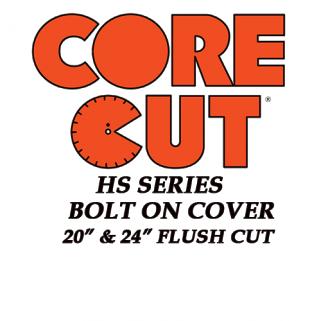 Flush Cut Cover - HS Series Hydraulic Saws