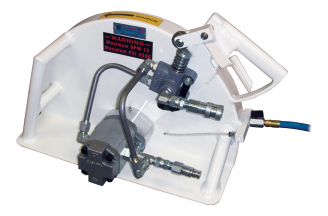Core Cut HS Series -  Hydraulic Saws Standard Guard 16 -24