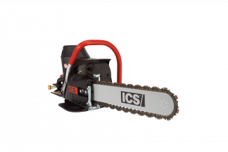 ICS  Gas Powered Chain Saw 680ES-GC Packages 12' & 14