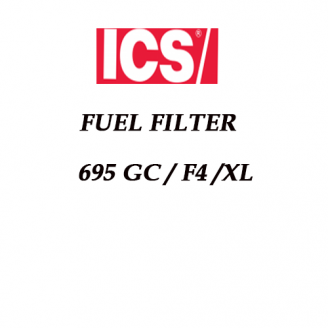 ICS Fuel Filter 695XL-GC-F4