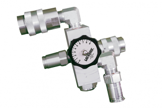 In Line Flow Control Adapter 0-25GPM