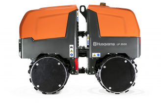 Husqvarna LP 9505 Articulated Trench (Compactor) Roller