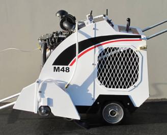 Morley M48 48HP Gas Saw