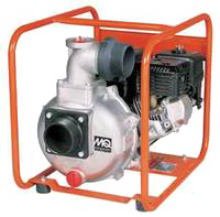Multiquip  QP303H 3 Suction, Centrifugal Pump