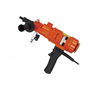 Weka DK 12 Hand-Held Core Drill 3 / 6 max on Stand
