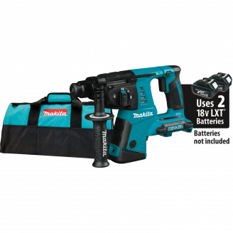 Makita XRH05Z 18V X2 LXT® Lithium‑Ion (36V) Cordless 1 Rotary Hammer, accepts SDS‑PLUS bits, Tool Only