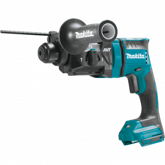 Makita XRH12Z  LXT® Lithium‑Ion Brushless Cordless 11/16 AVT® Rotary Hammer, accepts SDS‑PLUS bits, AWS™ Capable, Tool Only
