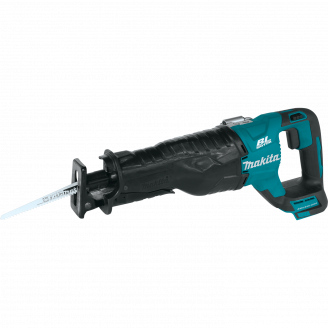 Makita XRJ05Z 18V LXT® Lithium‑Ion Brushless Cordless Recipro Saw, Tool Only