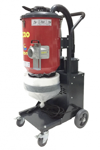 PRD Z20 Dust Extractor-Vac